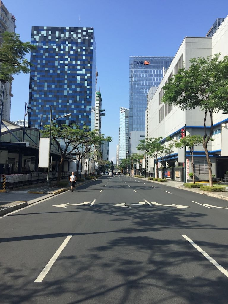 Good Friday in BGC (April 19, 2019)
