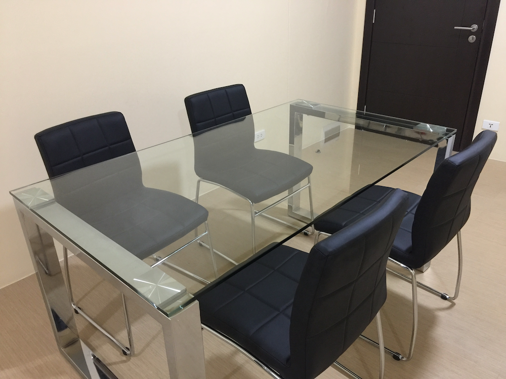 Baboy Inc dining table and workstation