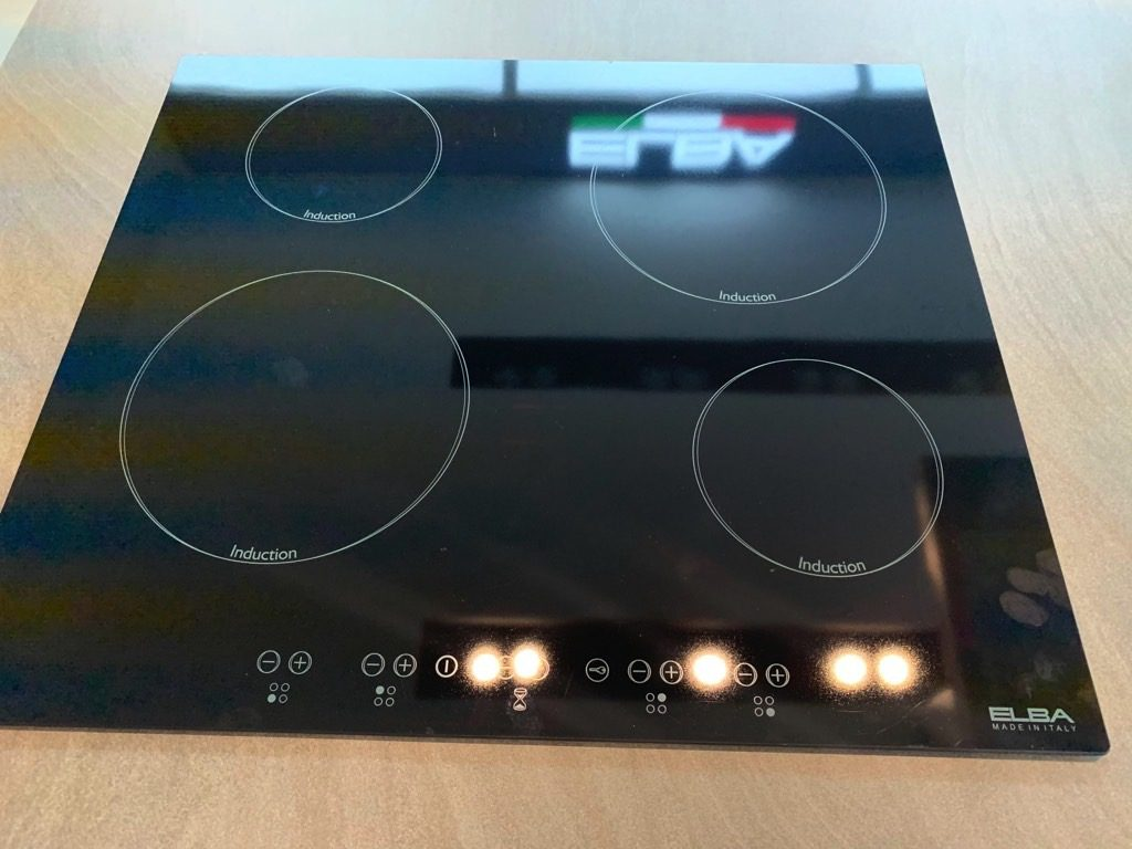 Elba 4-burner induction stove