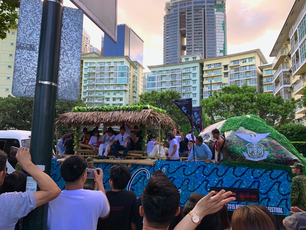 2019 recap parade BGC part 2