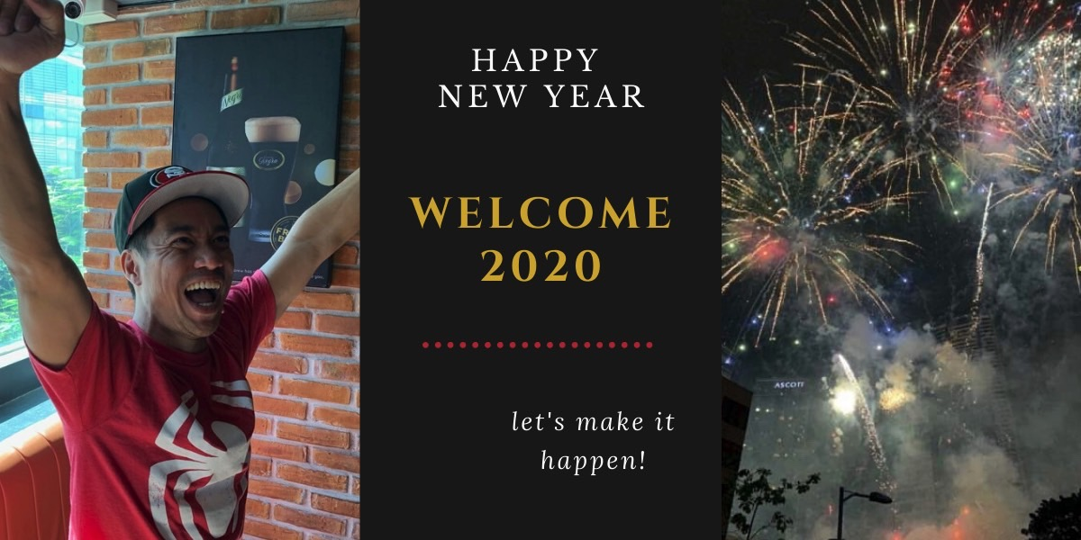 Happy New Year 2020!